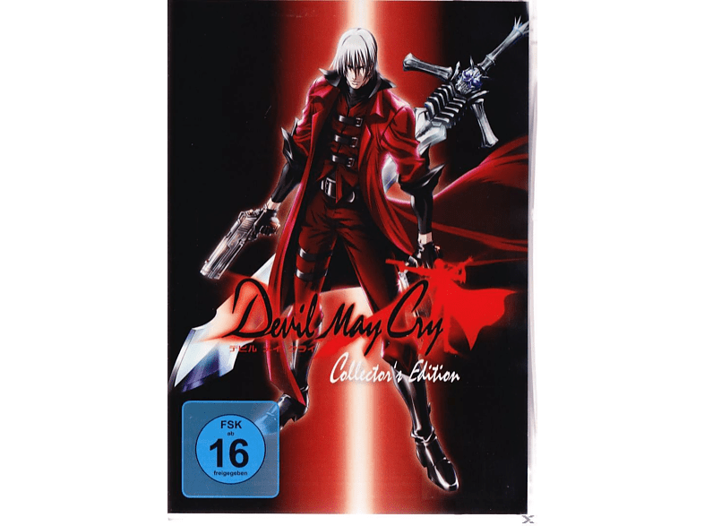 Devil May Cry [DVD]