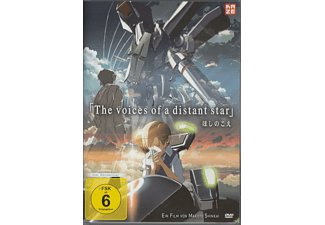 The Voices of a Distant Star [DVD]