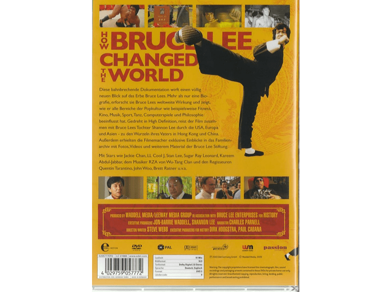 How Bruce Lee Changed the World [DVD]