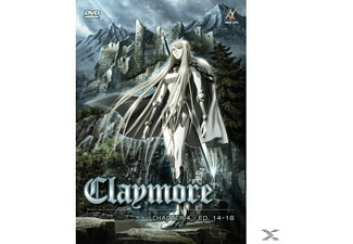 Claymore - Vol. 3 [DVD]