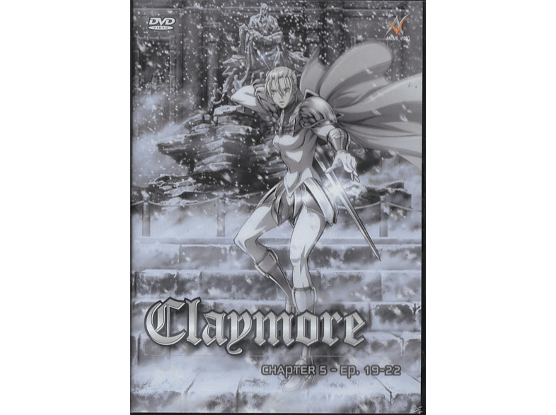 Claymore - Vol. 5 [DVD]