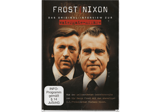 Frost/Nixon: Das Original-Interview zur Watergate-Affäre - (DVD)