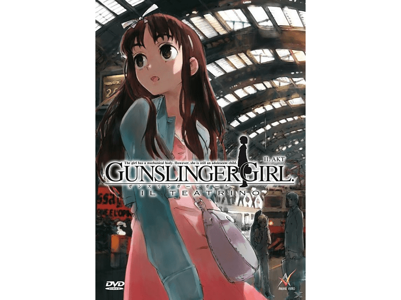 Gunslinger Girl – Il Teatrino - Vol. 2 [DVD]