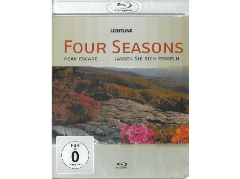 Four Seasons - Peak Escape [Blu-ray]