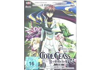 Code Geass: Lelouch of the Rebellion R2 – 2. Staffel - (DVD)