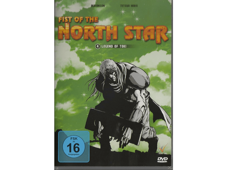 Fist of the North Star - Chapter 4: Legend of Toki [DVD]
