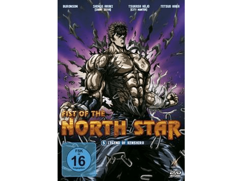Fist of the North Star - Chapter 5: Legend of Kenshiro [DVD]