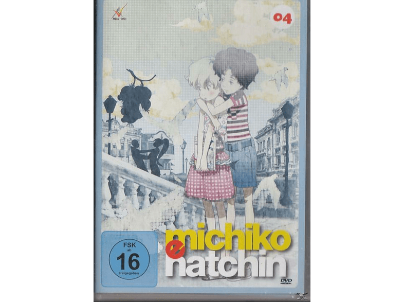 Michiko & Hatchin - Vol. 04 [DVD]