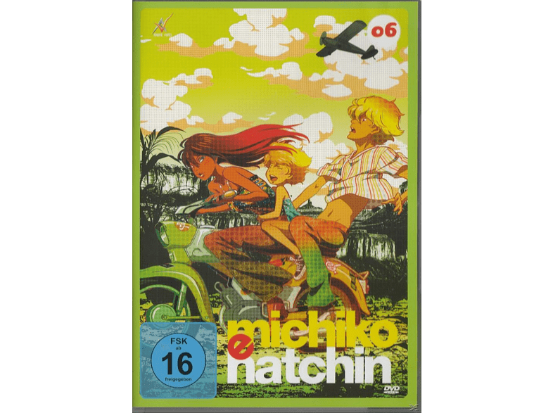 Michiko und Hatchin - Vol. 6 [DVD]
