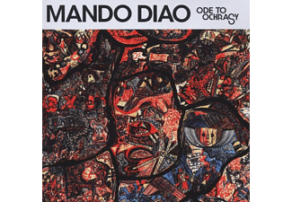 Mando Diao - Ode To Ochrasy - (CD)