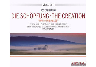VARIOUS, *, Thereda Seidl, Christian Elsner, Michel Volle - Die Schöpfung - The Creation - (CD)