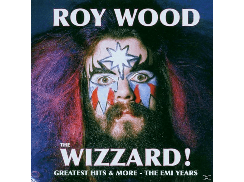 Roy Wood - The Wizzard!-Greatest Hits And [CD]