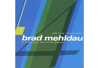 Brad Mehldau - Live-Art Of The Trio 4 - (CD)