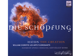 VARIOUS, William/afl Christie - Die Schöpfung - (CD)