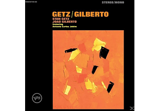 Stan Getz, João Gilberto - Getz / Gilberto - 50th Anniversary Edition (CD)