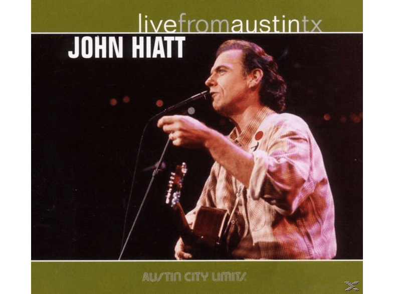 John Hiatt - Live From Austin Tx [CD]