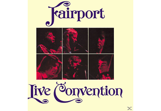Fairport Convention - Live Convention (Remastered) - (CD)
