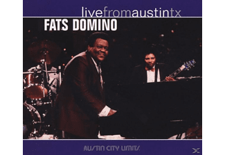 Fats Domino - Live From Austin Tx - (CD)