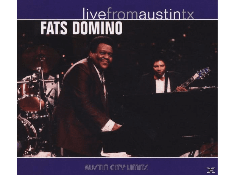 Fats Domino - Live From Austin Tx [CD]