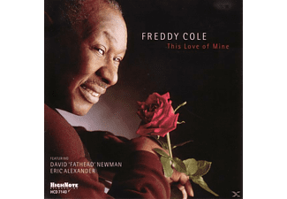 Freddy Cole - This Love Of Mine - (CD)