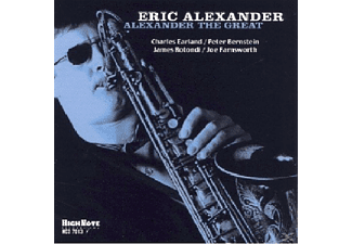 Eric Alexander - Alexander The Great - (CD)