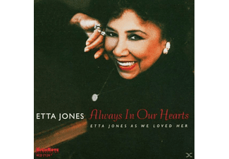 Etta Jones - Always In Our Hearts - (CD)