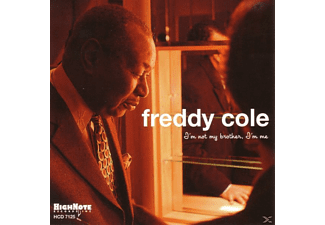Freddy Cole - I'm Not My Brother I'm Me - (CD)