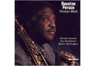 Houston Person - Person-Ified - (CD)