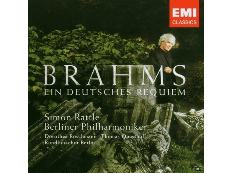 Thomas Quasthoff - Ein Deutsches Requiem [CD]