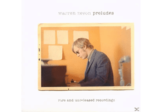 Warren Zevon - Preludes-Rare + Unreleased Recordings - (CD)