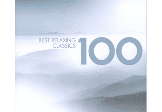 VARIOUS - 100 BEST RELAXING CLASSICS - (CD)