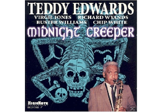 Teddy Edwards - Midnight Creeper - (CD)