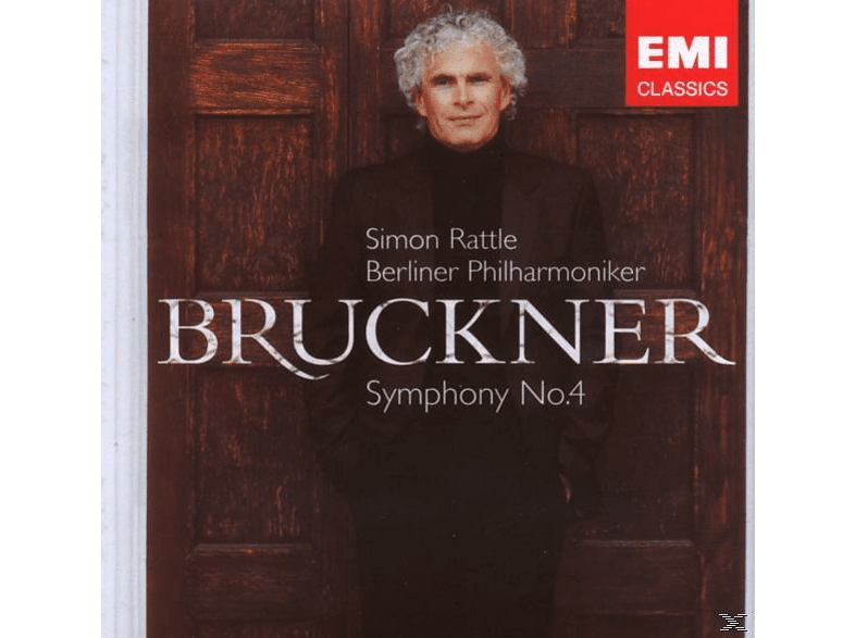 "Carl August Nielsen, Simon/bp Rattle - Sinfonie 4 ""romantische"" [CD]"