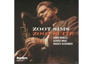 Zoot Sims - Zoot Suite - (CD)