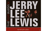 Jerry Lee Lewis - Live From Austin, Tx [CD]