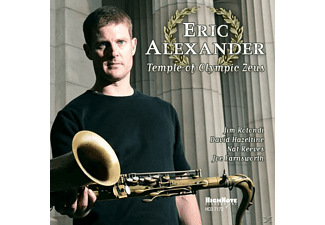 Eric Alexander - Temple Of Olympic Zeus - (CD)