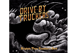 Drive-by Truckers - Brighter Than Creation's Dark [CD]