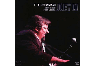 Jerry Weldon, Byron Landham, Joey DeFrancesco - Joey D! - (CD)