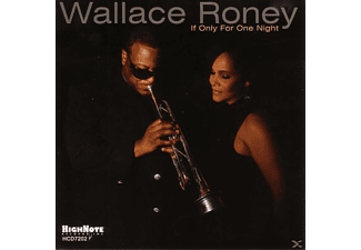 Roney Wallace - If Only For One Night - (CD)