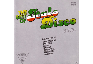 VARIOUS - Best Of Italo Disco Vol.12 - (CD)