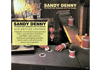 Sy Denny, Sandy Denny - North Star Grassman And The Ravens (Deluxe Edition - (CD)