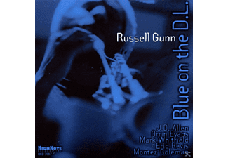 Russell Gunn - Blue On The D.L. - (CD)