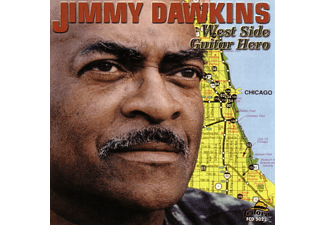 Jimmy Dawkins - West Side Guitar Hero - (CD)