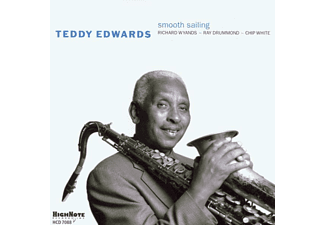 Teddy Edwards - Smooth Sailing - (CD)