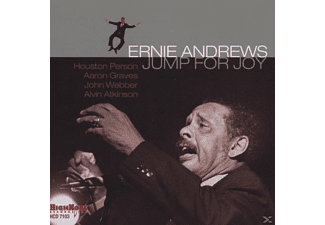 Ernie Andrews - Jump For Joy - (CD)
