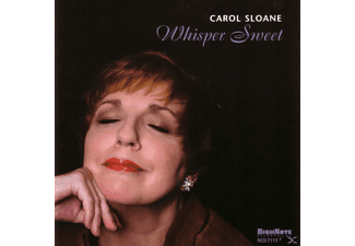 Carol Sloane - Whisper Sweet - (CD)