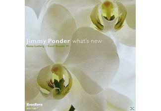 Jimmy Fats Ponder - What S New - (CD)