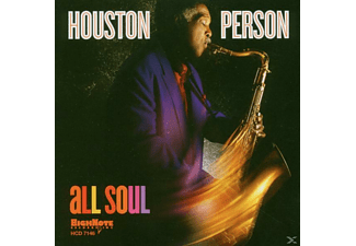 Houston Person - All Soul - (CD)