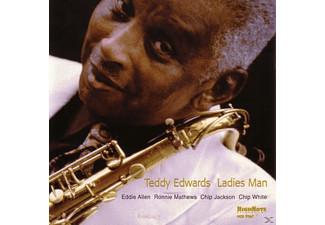 Teddy Edwards - Ladies Man - (CD)