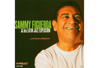 Sammy Figueroa - Aand Sammy Walked In - (CD)